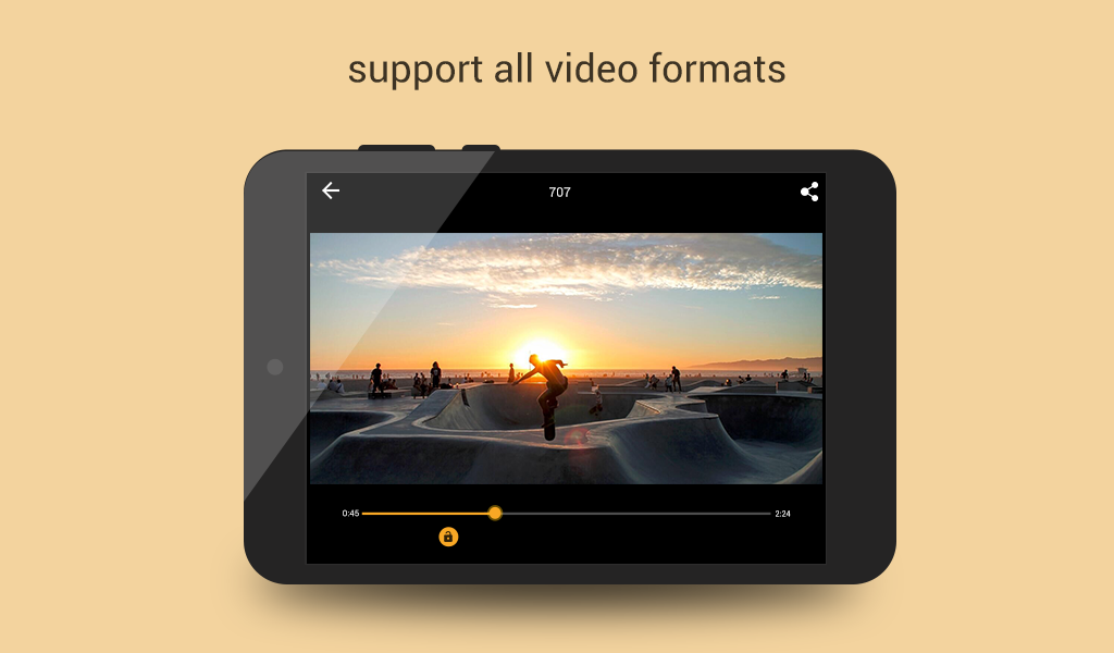 Mplayer Pro for Android Screenshot 4
