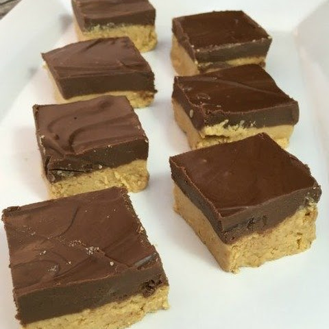 Homemade Peanut Butter Bars