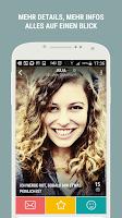 Screenshot of FriendScout24 – Flirt & Dating