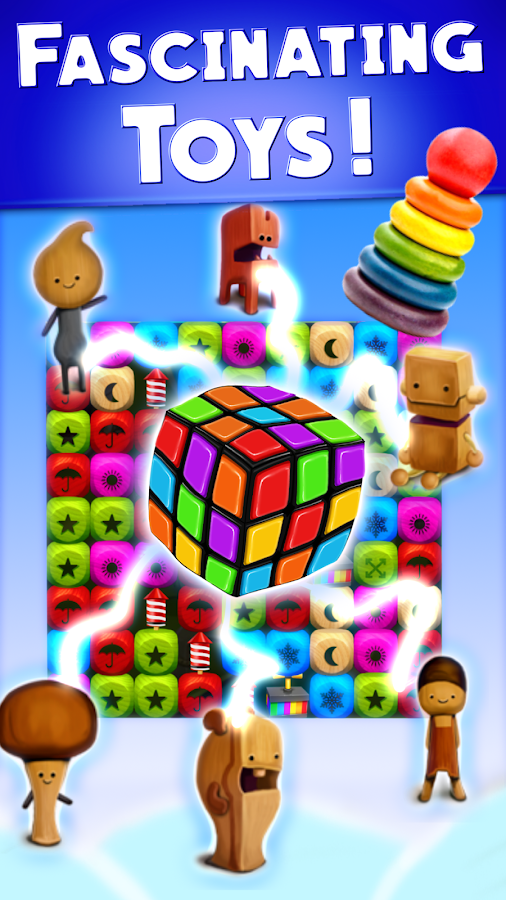 Toy Blast Party Time (Ad Free) Screenshot 2