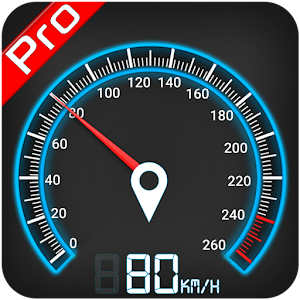 GPS Speedometer, HUD ADS Free For PC
