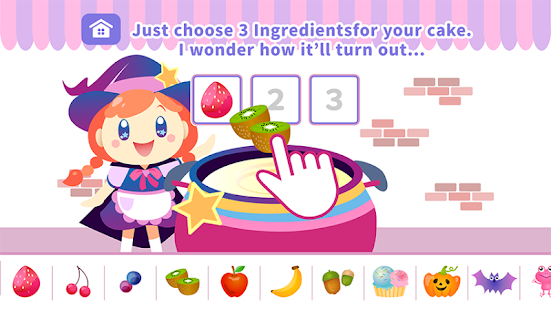 Cutie's Magic Cakery - screenshot