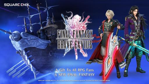 FINAL FANTASY  BRAVE EXVIUS For PC