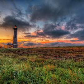 Skagen Lighthouse by John Aavitsland - Buildings & Architecture Public & Historical