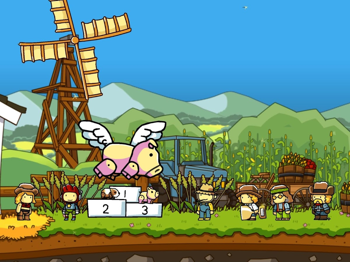 Scribblenauts Unlimited Screenshot 12
