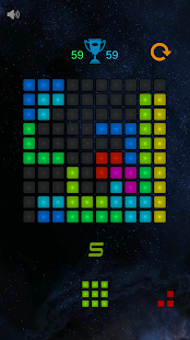 Tetroid - Puzzle Game - screenshot