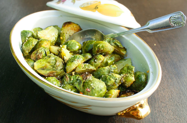 Roasted Brussels Sprouts Recipe   Yummly