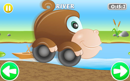 Speed Racing game for Kids