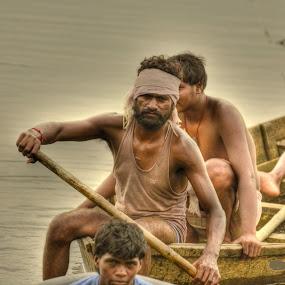 Work man by Priyank Jha - People Portraits of Men