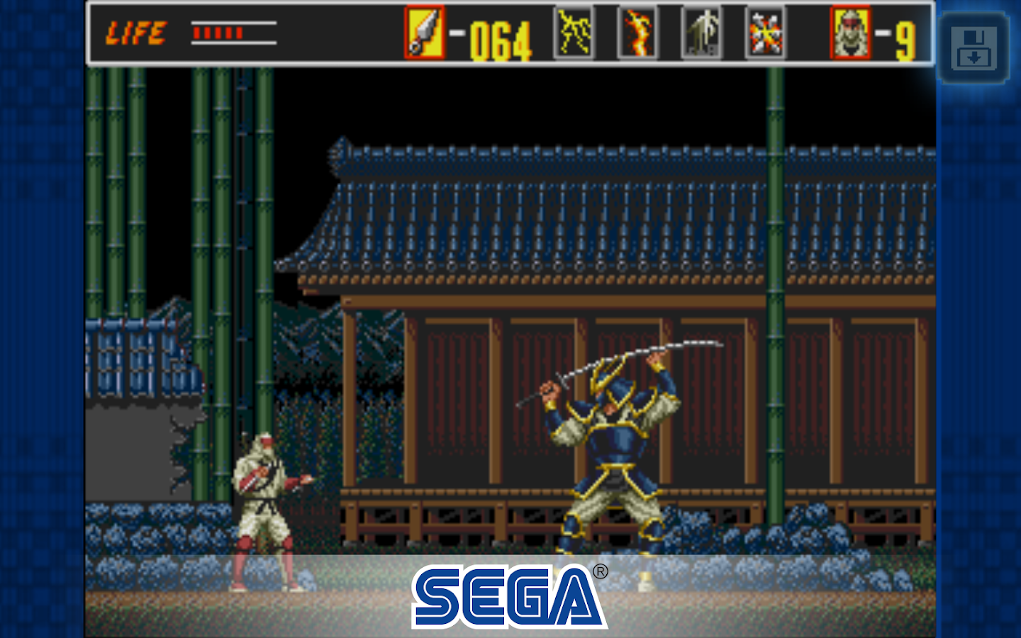 The Revenge of Shinobi Classic Screenshot 12