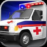 Ambulance Parking Simulator 3D Icon
