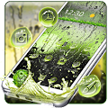 APK App Rainy Water Drops for BB, BlackBerry