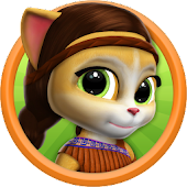 Emma The Cat - Virtual Pet APK for Bluestacks