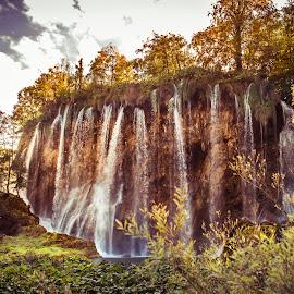 by Dado Barić - Landscapes Waterscapes ( plitvice )