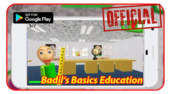 Balti'z Basics School Education Game 2018 for pc