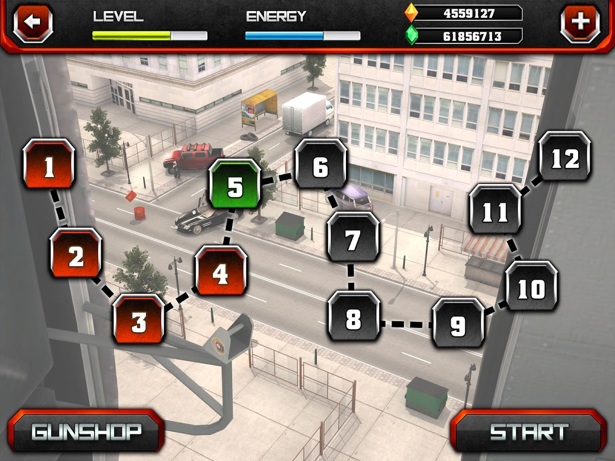 Gangster Escape Shooter 3D Screenshot 9