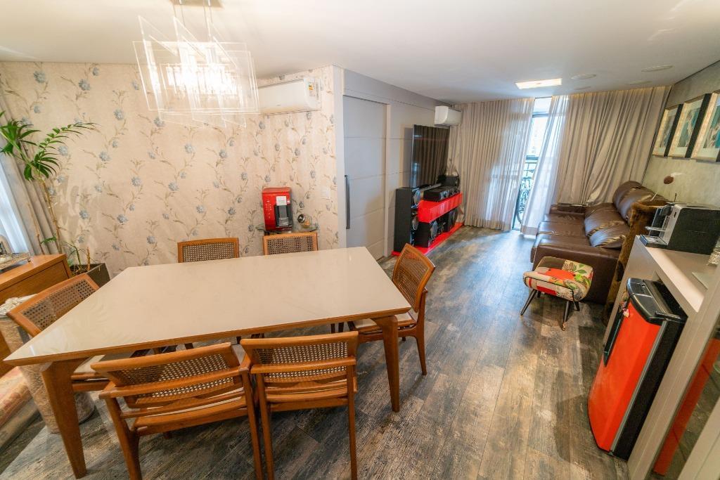 Apartamento com quartos para Alugar, 90 m²