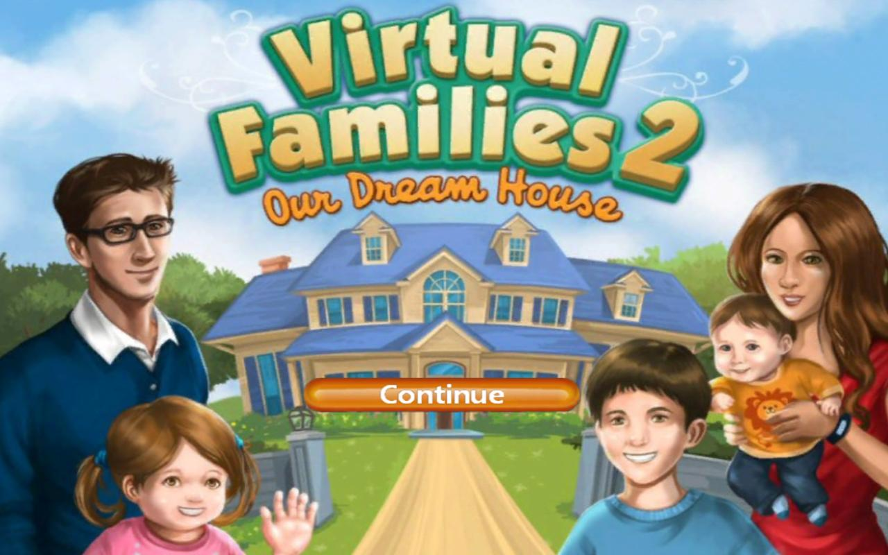 Virtual Families 2 Screenshot 4