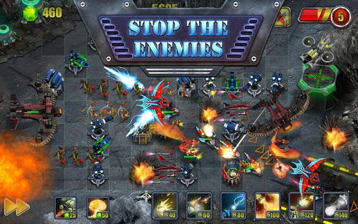 Moon Tower Attack – TD War - screenshot