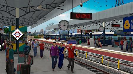 Indian Train Simulator 1.7.2 screenshot 2081438
