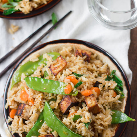 Hibachi Style Japanese Fried Rice