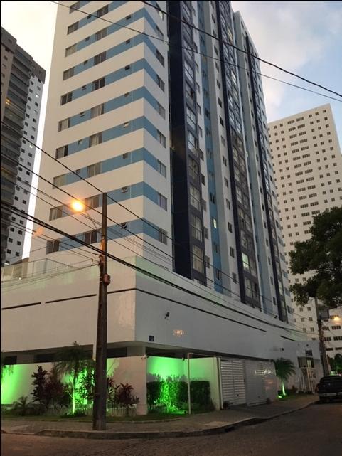 Apartamento com 3 dormitórios à venda, 73 m² por R$ 399.999 - Bessa - João Pessoa/PB