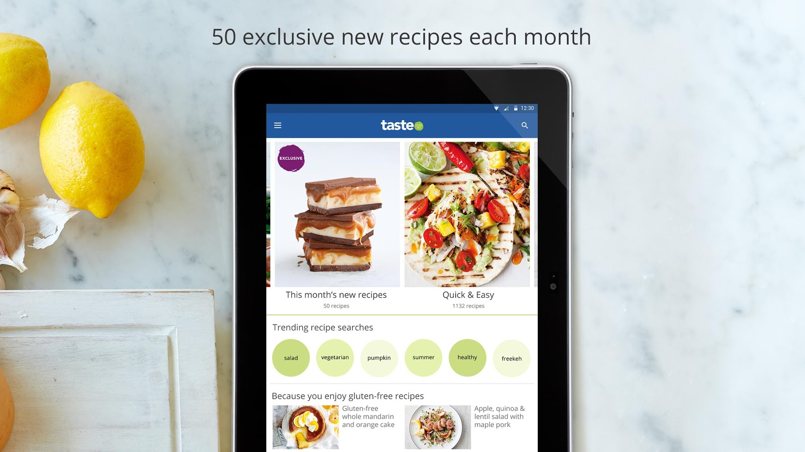 taste.com.au recipes Screenshot 6