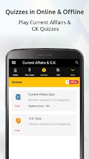 Free Download Daily Current Affairs 2017 & GK Quiz APK for Blackberry