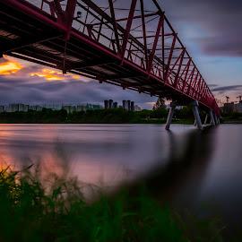 Halus Bridge by Gordon Koh - Buildings & Architecture Bridges & Suspended Structures