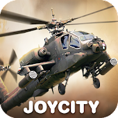 Game GUNSHIP BATTLE: Helicopter 3D version 2015 APK