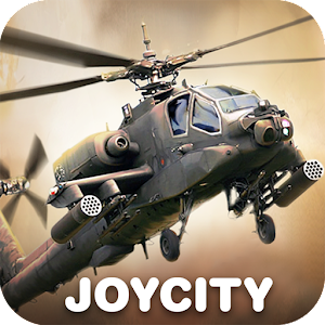 GUNSHIP BATTLE: Helicopter 3D for PC-Windows 7,8,10 and Mac