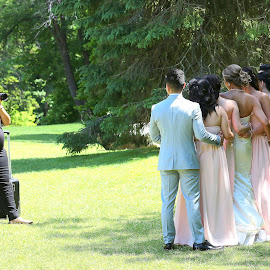 Pretty in Pink by Marty Cutler - Wedding Other ( wedding candid, wedding photography, wedding day, wedding )
