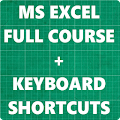 Learn MS Excel Course & Keys APK for Bluestacks