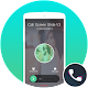 Call Screen Theme Slide V3 Phone X APK