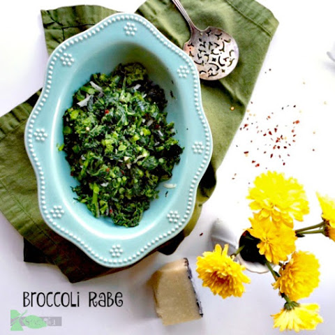How to Cook the Best Broccoli Rabe
