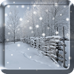 Winter Snow Live Wallpaper PRO Icon