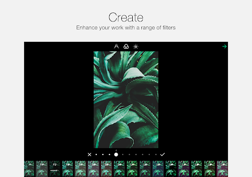 EyeEm - Foto Filter Camera APK screenshot thumbnail 10
