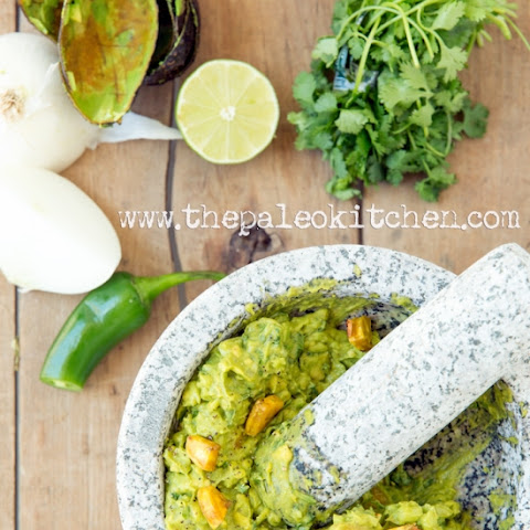 Sweet Plantain Guacamole - The Paleo Kitchen