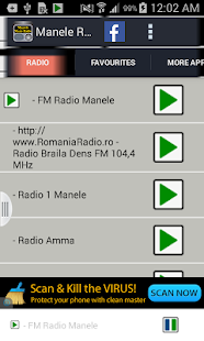 Manele Music Radio - screenshot