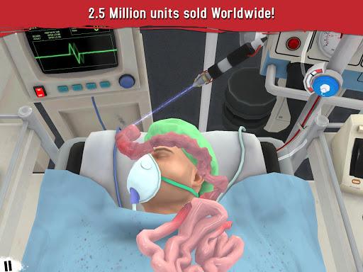 Surgeon Simulator - screenshot