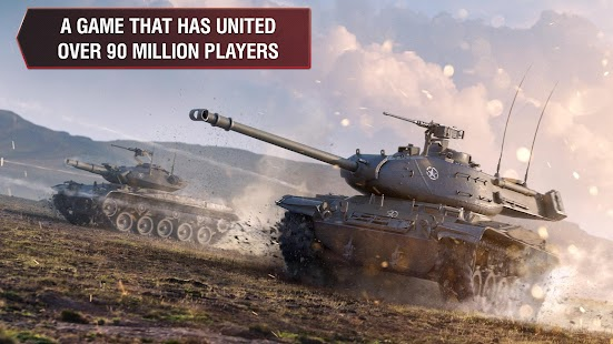 Game World of Tanks Blitz APK for Windows Phone