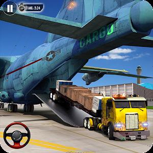 Airport plane Cargo Transport Truck Simulator For PC / Windows 7/8/10 / Mac – Free Download