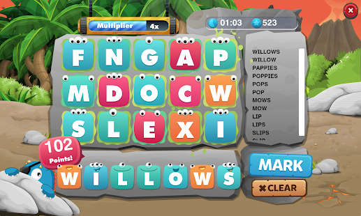 LiteracyPlanet Word Mania- screenshot thumbnail