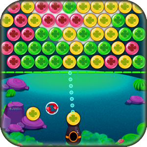 Night Bubble Shooter for Android