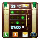 Door Lock Screen - vPro APK for Bluestacks