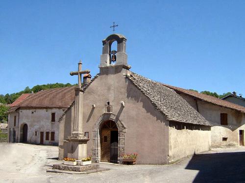 photo de Crillat (Chapelle)
