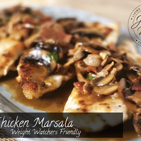 Chicken Marsala - Weight Watchers