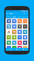 Screenshot of Voxel - Icon Pack