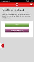 Screenshot of My Vodafone (AL)