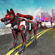 US Police Cop Dog Robot Transform: Robot Car Wars